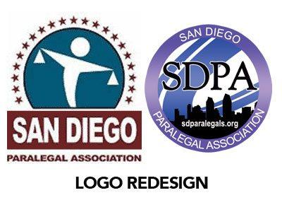 SDPA Logo Redesign