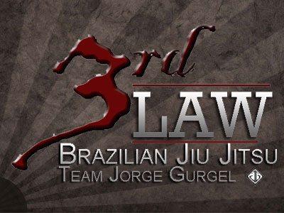 3rd Law Brazilian Jui Jitsu