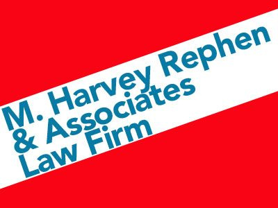 M Harvey Rephen