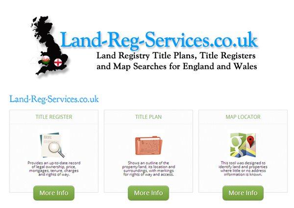 Land Registry Services UK