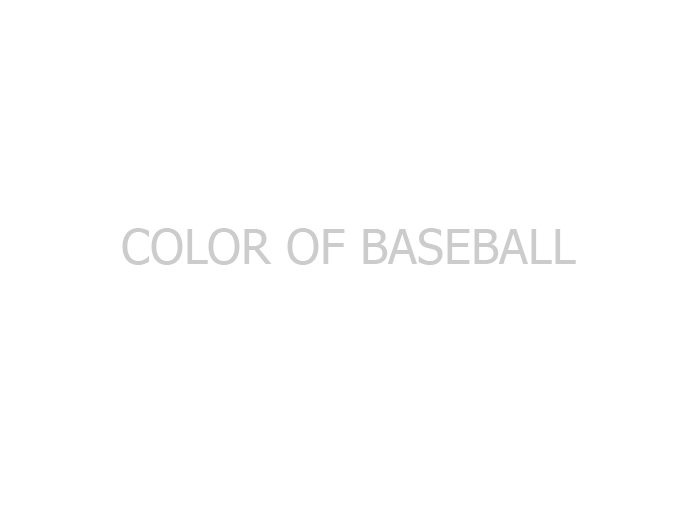 Color of Baseball