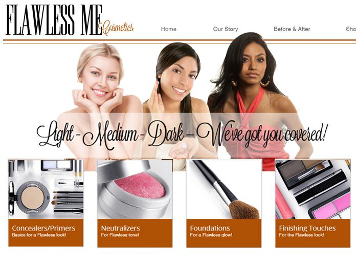 Flawless Me Cosmetics